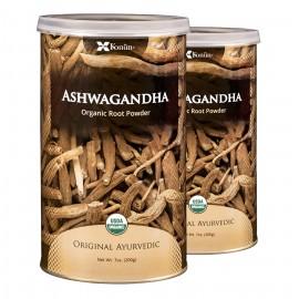 Ashwagandha pack contiene...